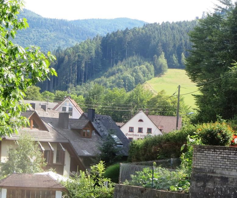Wanderung Auf Dem Höhenweg Und Durchs: Gasthaus Zum Kreuz (Freiburg-Kappel