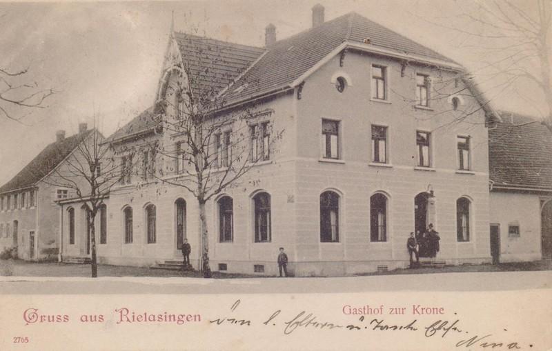 Hotel Restaurant Krone Rielasingen Worblingen